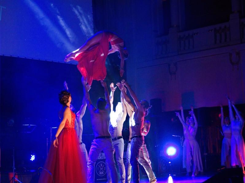 Galavečer v Obecním domě