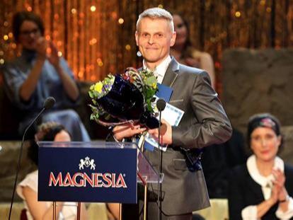 Radim Madeja získal divadelní  cenu Thálie 2015