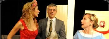 Premiéra komedie Dokonalá svatba